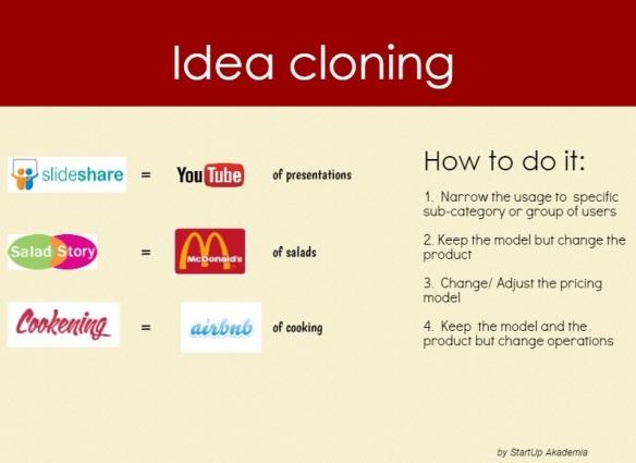 Idea Cloning